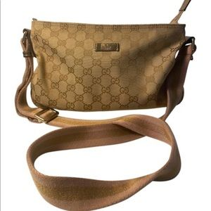 Gucci | GG Canvas Crossbody Bag